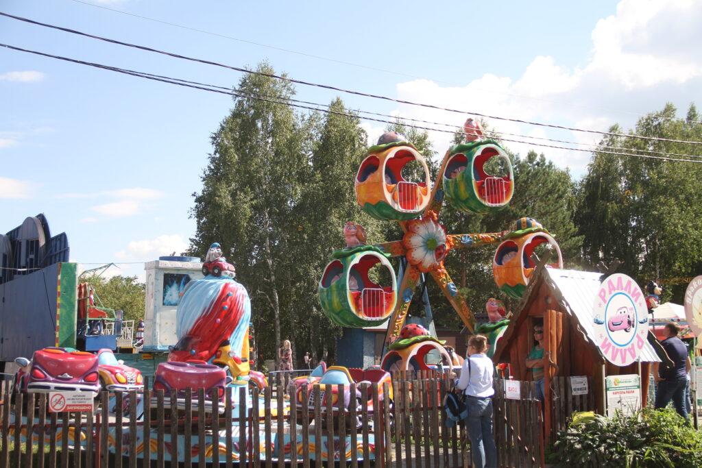 Эксперты паркового сообщества обсудили развитие отрасли в Барнауле