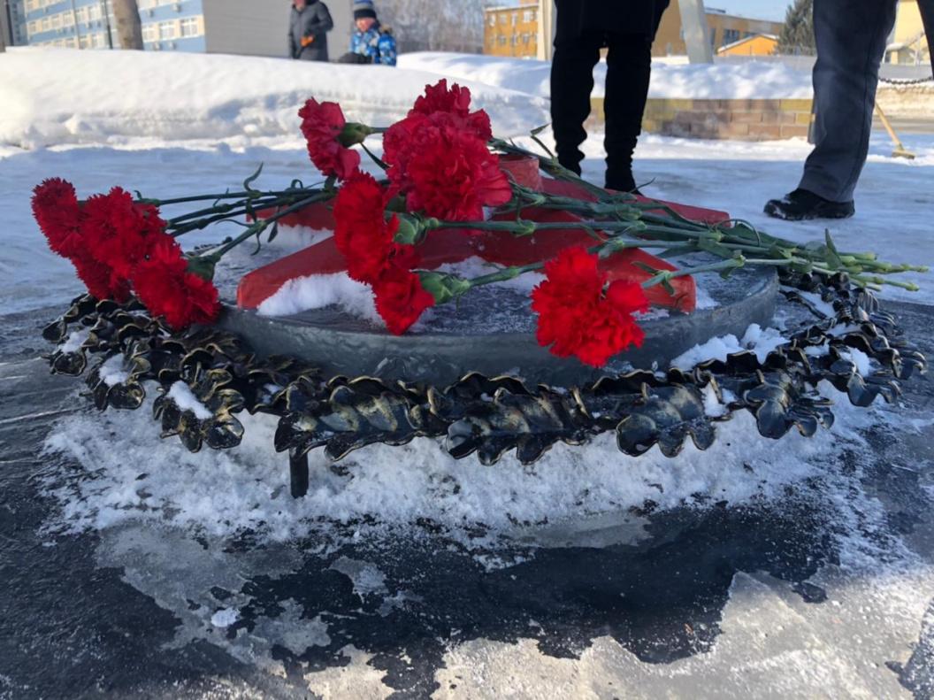 Памятные мероприятия, посвященные Дню защитников Отечества, прошли во всех районах Барнаула