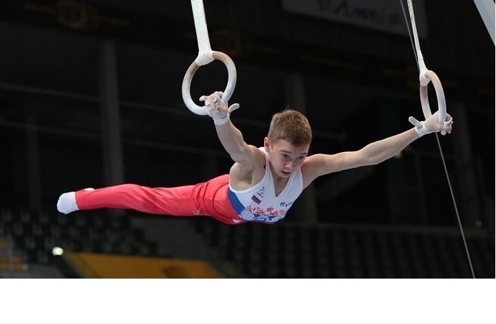 Барнаульский гимнаст – лучший в России