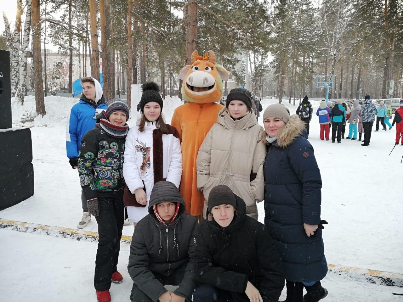 Барнаульские школьники стали призерами краевой акции «Бегу в АлтГУ»