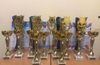 Коллектив барнаульского ансамбля народного танца «Росинки» стал лауреатом и обладателем гран-при четырех Международных конкурсов