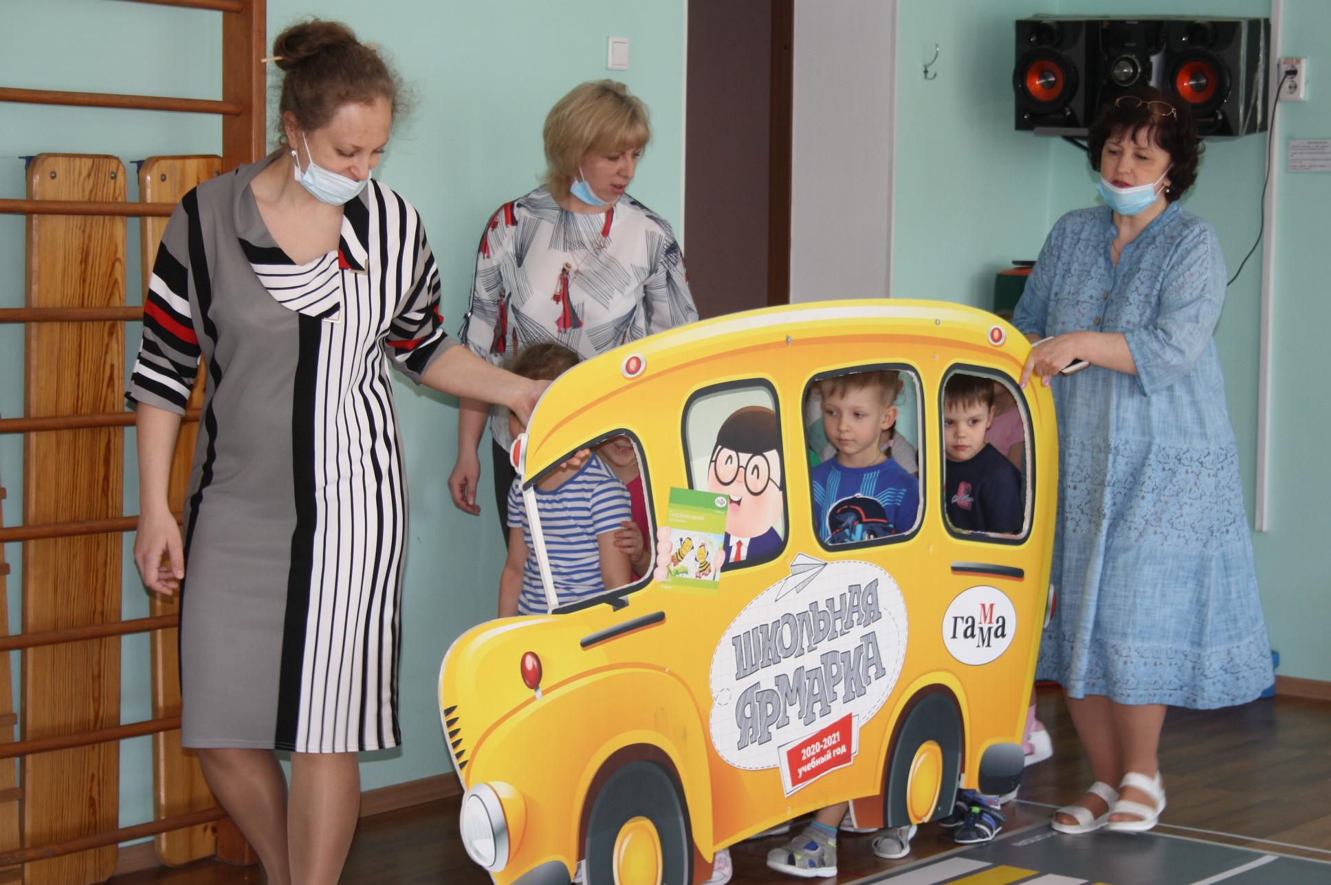 В детских садах Барнаула реализуется уникальный проект «Безопасная дорога» для всей семьи