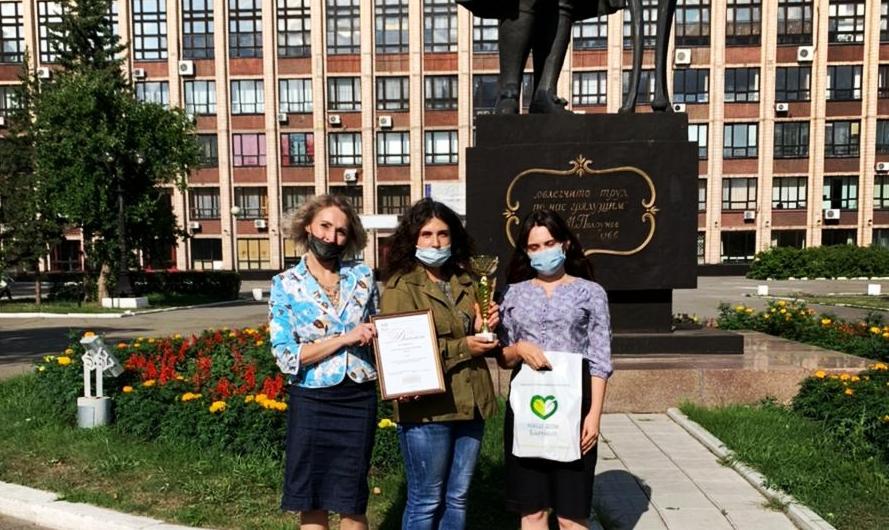 Для бойцов экологических отрядов провели онлайн-спартакиаду