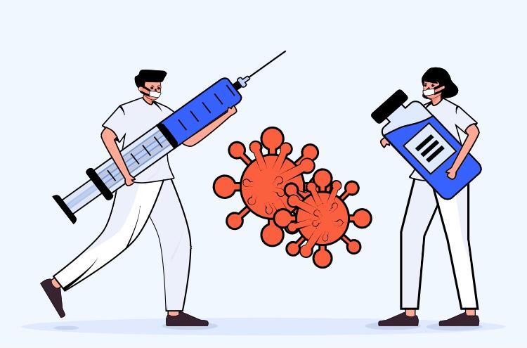 Жителям города Барнаула напоминают, в каких медицинских учреждениях можно поставить прививку от коронавирусной инфекции