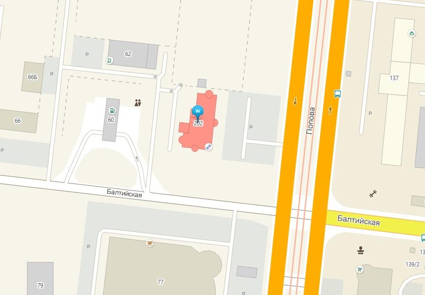 В Барнауле на три дня перекроют участок улицы Балтийской