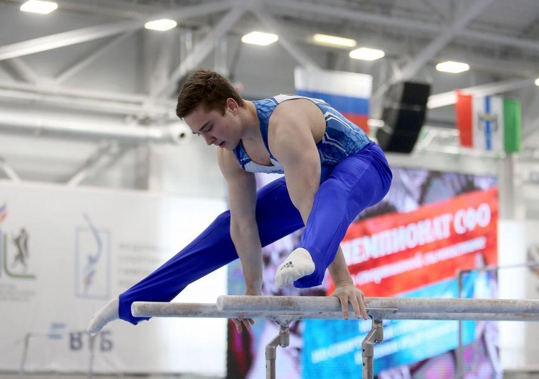 Барнаульские гимнасты завоевали несколько медалей на чемпионате Сибирского федерального округа