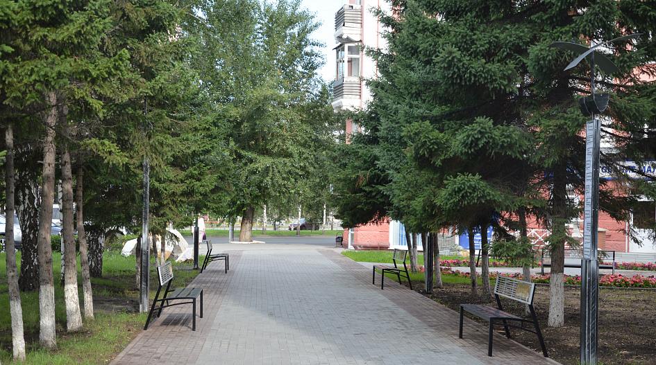 Фото города барнаул в цветах